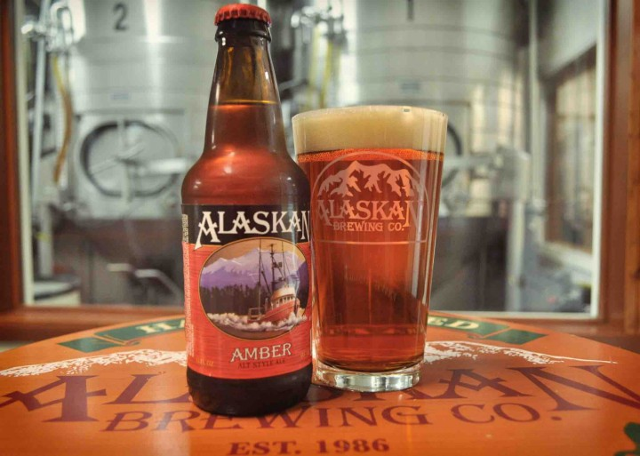 The company's flagship Alaskan Amber, which comprises nearly half of total volume, is based on a beer that was produced in Juneau during the Gold Rush.