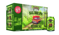The 4.7-percent abv Founders All Day IPA has eclipsed its stronger stablemates to become the company's top beer.