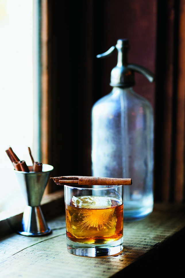 Aged Tequilas can often fill the same role as whiskies in many cocktails. The Highway 71 blends Don Julio Añejo Tequila with coconut-infused sweet vermouth and chocolate bitters, showcasing the base spirit's complexity.