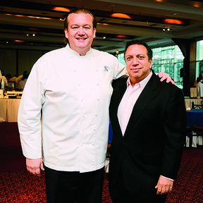 Chef Michael White and CEO Ahmass Fakahany have established a roster of upscale venues with impressive wine programs.