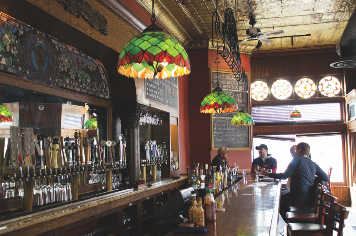 IPAs have grown hugely in popularity in the last decade. At Middlewest Restaurant Group's two Republic restaurants in Minneapolis (Seven Corners location pictured), half of the top 10 brews sold each month are IPAs.