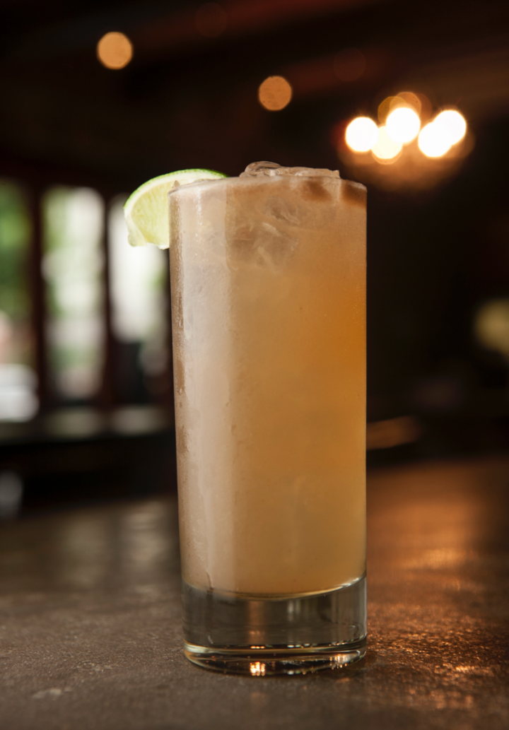 Herradura Tequila's Tamarind Paloma features Tequila in a classic yet innovative way.