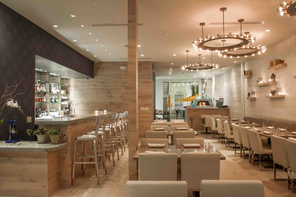 Shaya features Israeli-inspired cuisine in a warm and casual space in New Orleans.