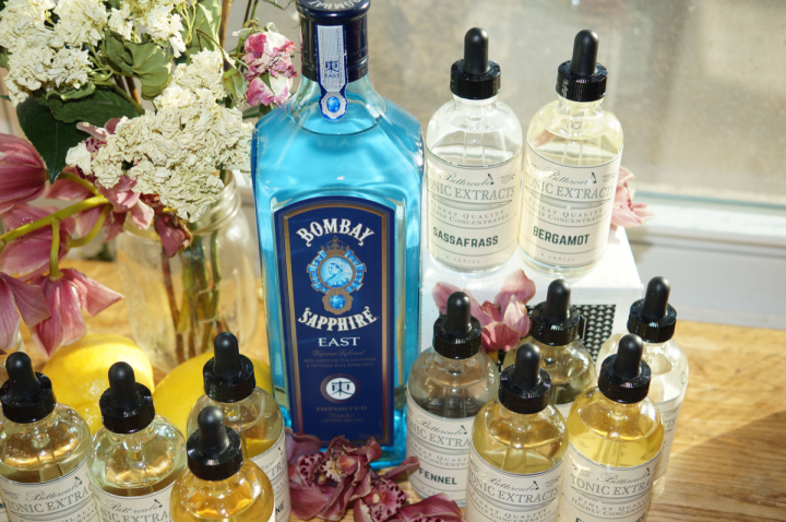 The cornerstone of many classic cocktails, London dry gins like Bacardi's Bombay Sapphire East are also exploring new botanicals.