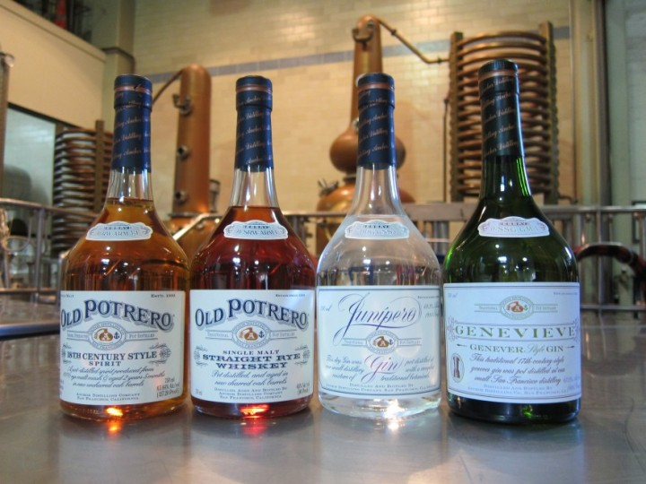 Few consumers wanted products like rye whiskey, gin and genever when Anchor began making them in the 1990s, but demand for the products has since grown.