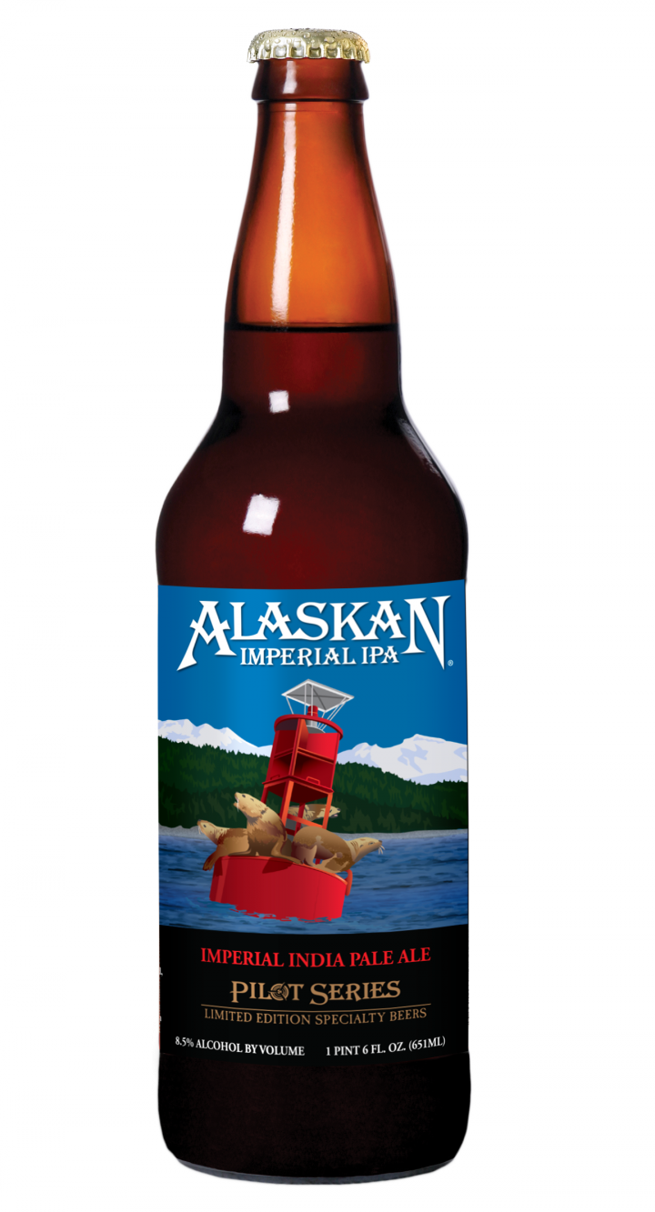 Alaskan Imperial IPA, part of the brewery's Pilot Series, is now available in 17 states.