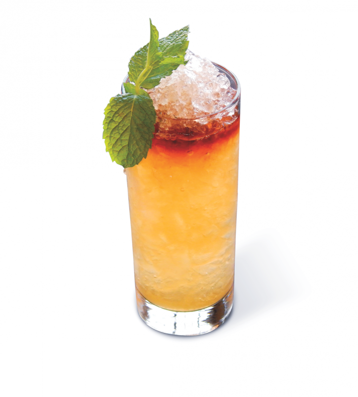 Cocktails like the Maroon Swizzle, blending aged cachaça, simple syrup, lime juice and allspice dram, take the spirit to new creative heights by drawing inspiration from the classics.