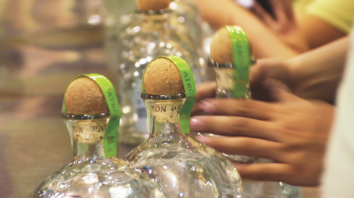 Patrón has long been the king of 100-percent agave Tequila in the United States.
