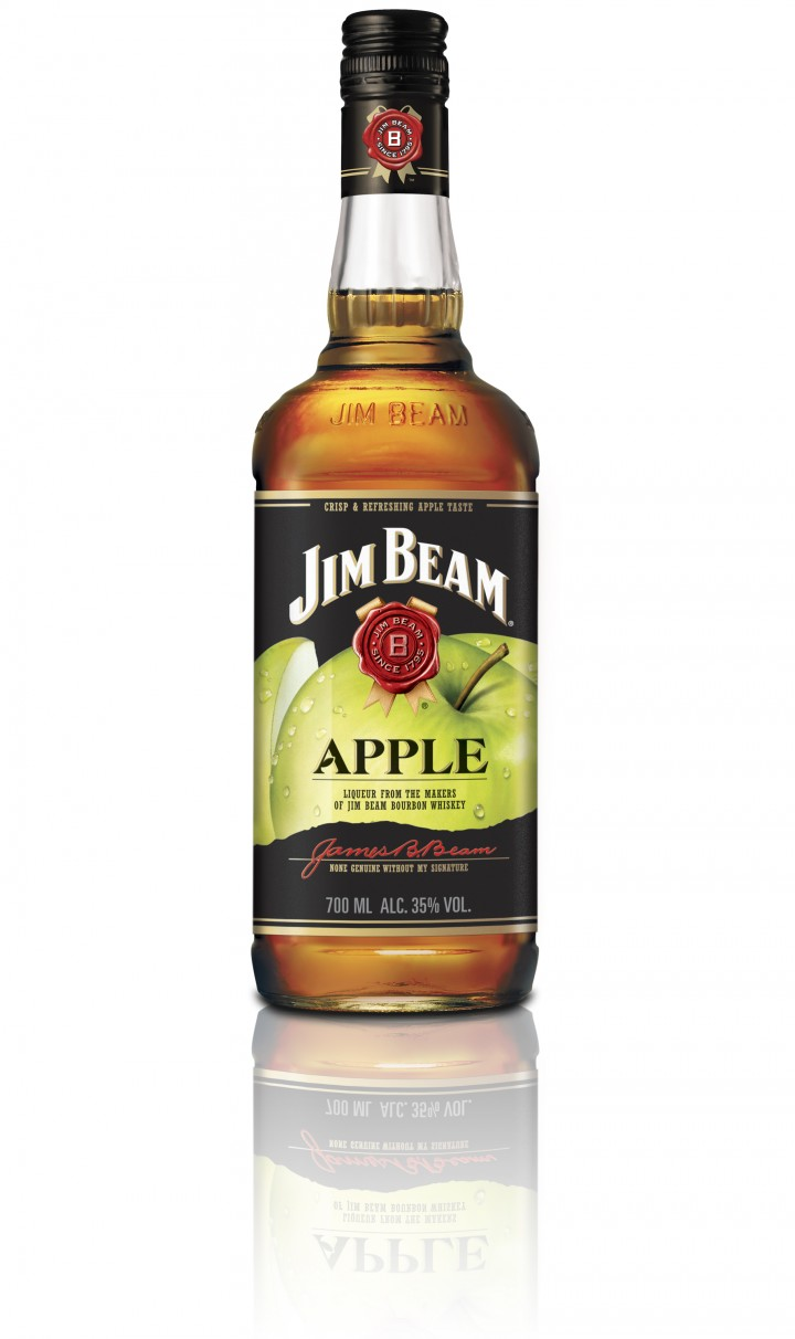 Beam Suntory is focusing its flavored offerings on the Jim Beam brand, with an Apple variant launching this summer.