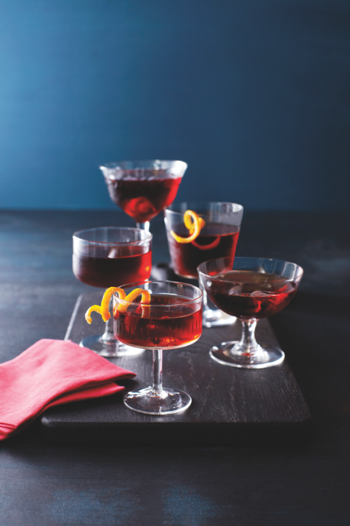 Cocktails like the Canadian Negroni help showcase Forty Creek's robust flavor profile, which stands up in spirits-forward cocktails. Mixologists have embraced the brand, which Campari purchased in 2014, for its versatility and accessibility.