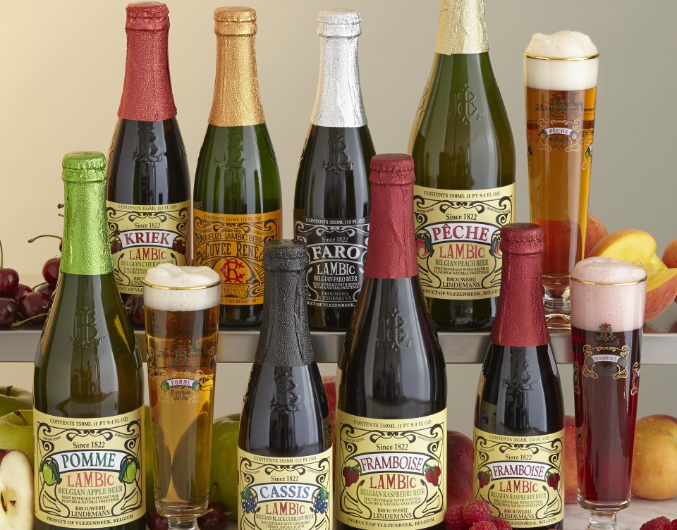 While Belgian beer has seen craft brewing cut into its market share, brands like Lindemans are continuing to push the country's heritage and unique styles as key selling points.