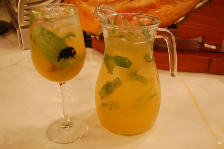 Jersey City's Raval offers a variety of sangrias, changing the fruits and herbs according to the season.