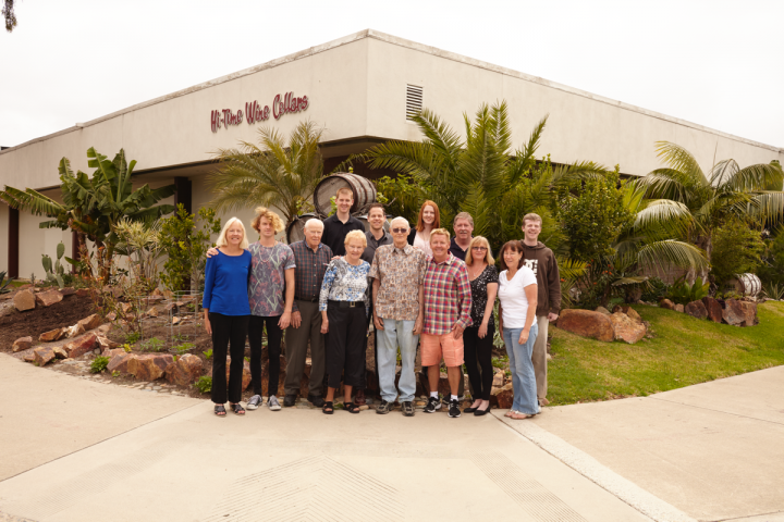 Hi-Time has 60 employees, including a number of Hirst's family members, who remain closely involved.