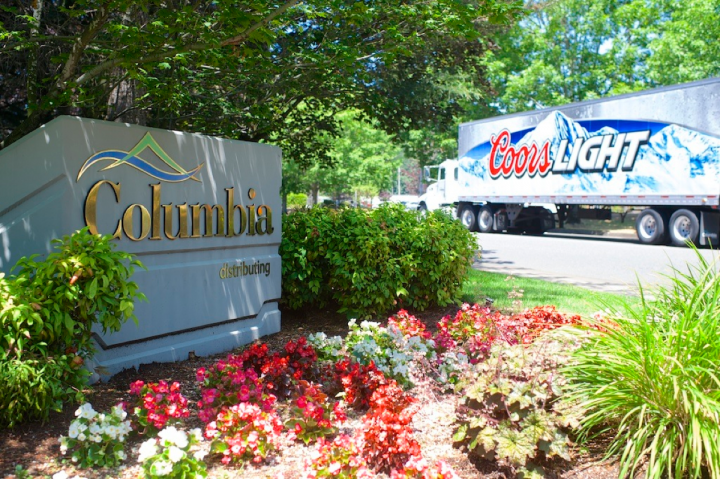 Columbia Distributing is headquartered in Portland, Oregon, where the company was founded 60 years ago.