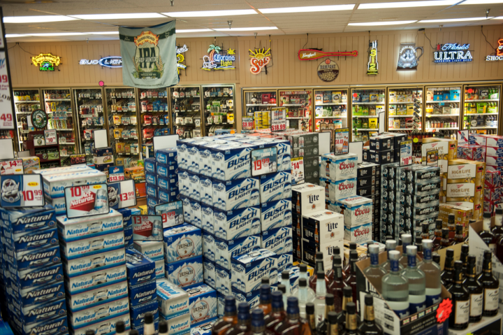 The company heavily advertises its low prices, which are key to driving volume. Margins for featured beer items can run as low as 10 percent.