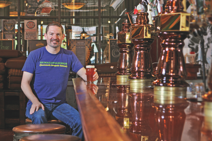 Mark Sellers founded BarFly Ventures in Grand Rapids, Michigan, in 2008, and the company currently operates nine units across four concepts. His craft beer bar HopCat has locations in Michigan, Kentucky and Wisconsin.