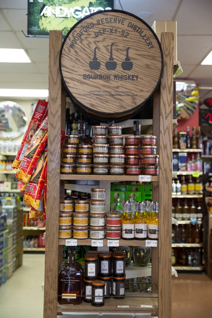 Following a change in Tennessee law, Buster's now offers a range of items that complement its beverage alcohol selection, including high-end food items.