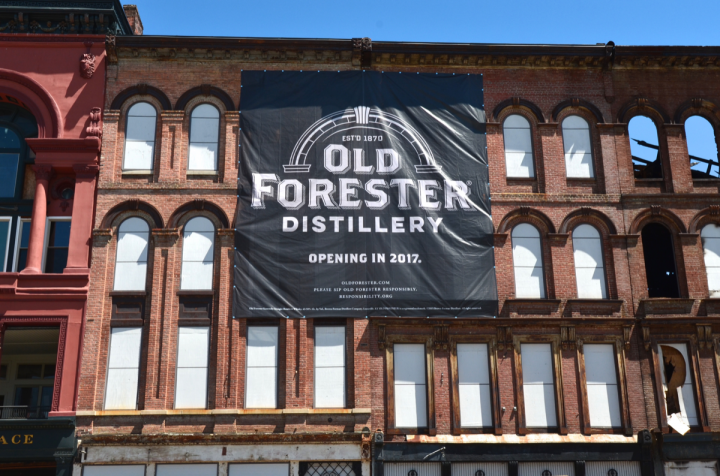 Bourbon's growth is driving a spate of new distillery construction from old and new brands alike. Brown-Forman's Old Forester (pictured), Diageo's Bulleit and Bacardi's Angel's Envy have all launched major building projects to expand their in-house capacity.