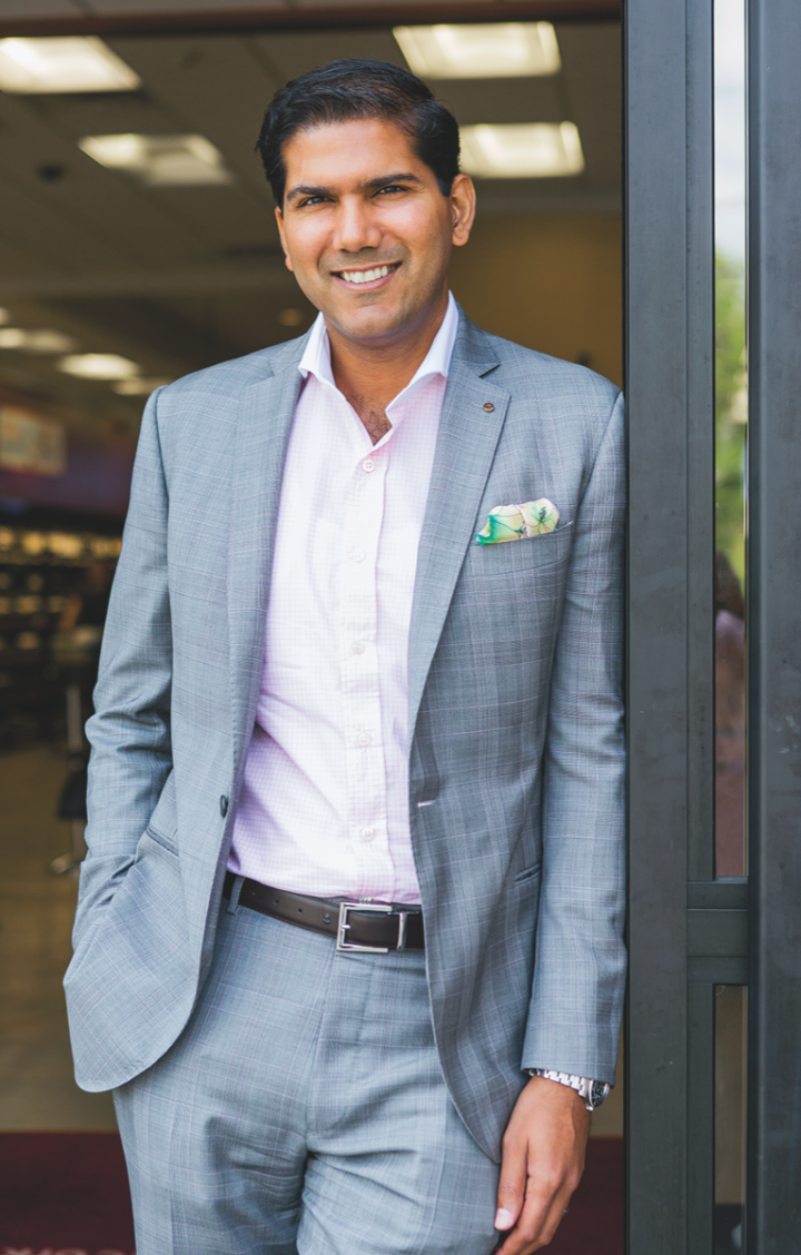Led by CEO Saurabh Abrol, the New Jersey chain Wine Chateau uses its website to drive growth for its four brick-and-mortar stores.