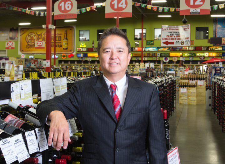 A part of the business since his teens, Kenneth Lee now heads up all 17 units of Lee's Discount Liquor in Nevada. Over the last three years, he's helped the chain recover from the recession and compete with big box stores in the tough Las Vegas market.