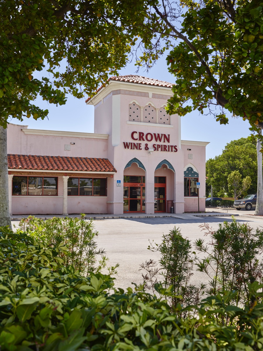 Fort Lauderdale–based Crown currently has 13 stores (Boca Raton location pictured) and aims to reach 50 units by 2020.