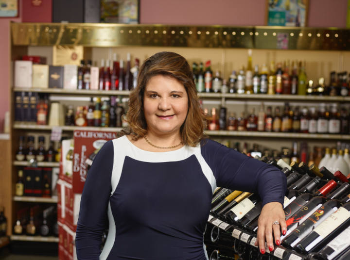Veronica Litton started out at Crown Wine and Spirits on the sales floor nearly 30 years ago. She moved through the ranks to eventually become the company's sole wine buyer.