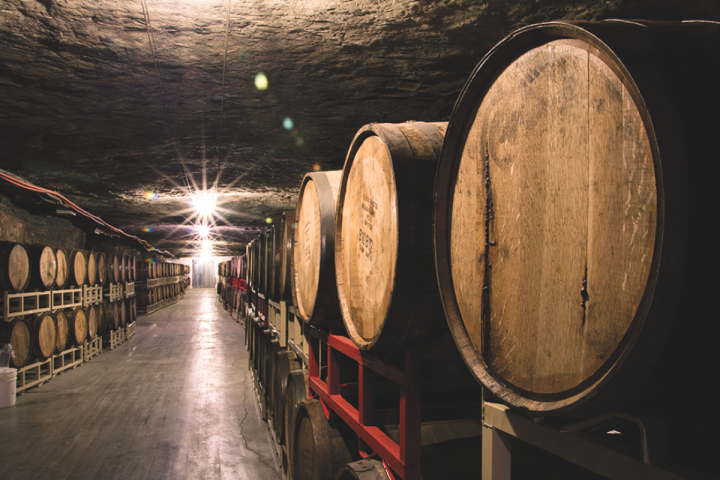 Acclaimed specialty offerings include the experimental Backstage Series and KBS, a breakfast stout that's aged for a year in ex-Bourbon barrels.