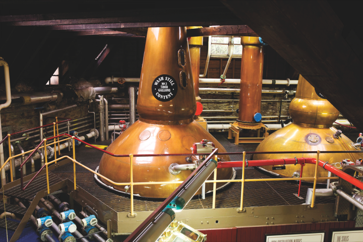 Big blenders like Chivas Regal have recovered lost ground with innovations like the Sherry cask–aged Extra expression.