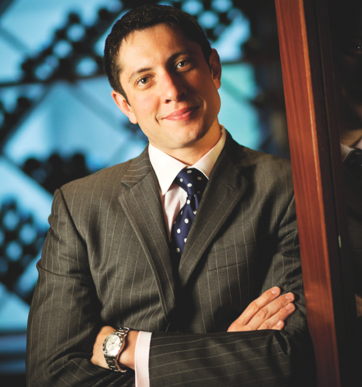 Brahm Callahan is the beverage director for Himmel Hospitality Group, which operates three restaurants in the Boston area. He became a certified sommelier at age 24.
