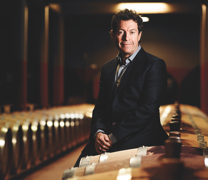 Penfolds chief winemaker Peter Gago aims to make wines that improve upon the traditional offerings, while seeking to create new classics.