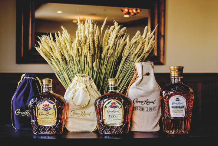 Diageo's Crown Royal brand has recently introduced Northern Harvest rye whisky and a new barrel program, as well as the phenomenally successful Regal Apple expression, which shipped over 1 million cases in its first year.