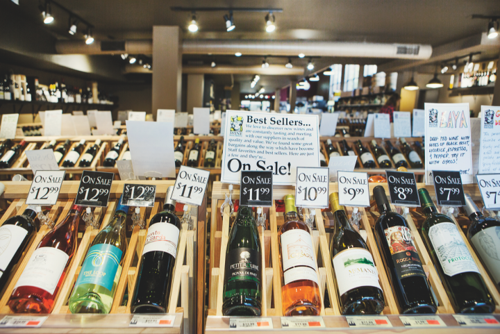 The Wine Merchant vows to match any competitor's price, which can lead to razor-thin margins on certain labels. The gross markup for wine averages 22 percent to 24 percent, but the formula works. This year's sales are projected to total $8 million.