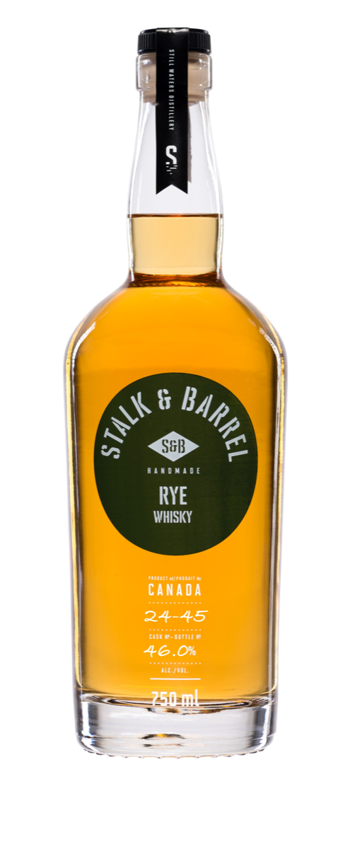 Still Waters Distillery's Stalk & Barrel expression has tapped into increasing consumer desire for rye whiskies in order to set itself apart from a category that's slowly declining.