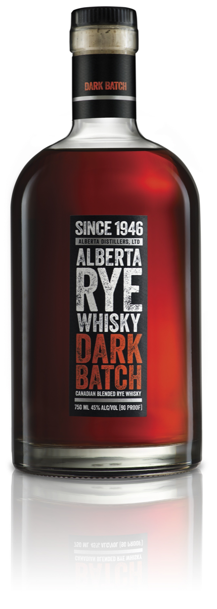 Beam Suntory's Alberta Dark Batch rye, which contains small amounts of Bourbon and Sherry, hopes to reignite enthusiasm for Canadian whisky. The category outsold Bourbon just a decade ago.