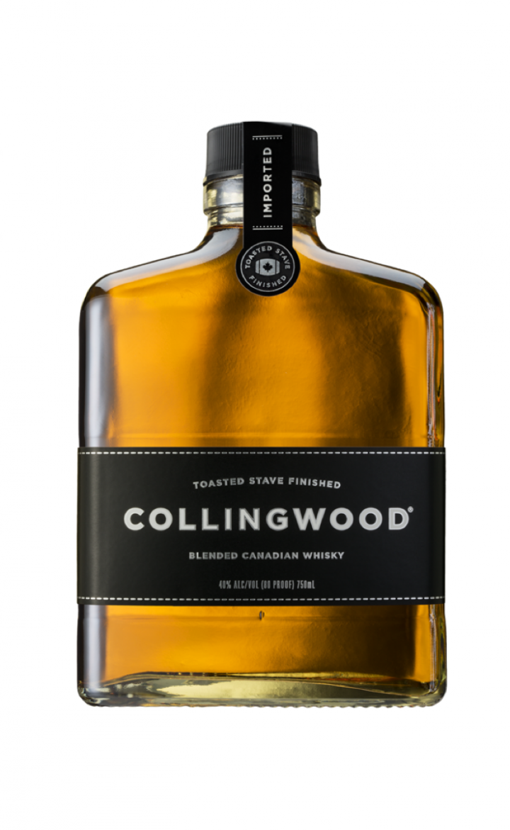 Brown-Forman recently introduced new packaging for its Collingwood label as part of an effort to emphasize its premium, artisanal quality. The brand introduced a 21-year-old rye whisky in November 2013.