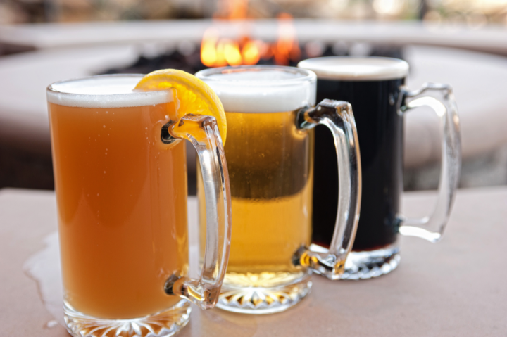 Beer has long been a focus for 54<sup>th</sup> Street, with both major domestic brands and craft offerings doing well.