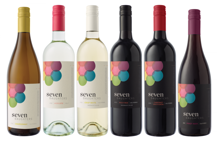 Terlato Wines International has launched three brands that specifically target millennials, including the female-oriented Seven Daughters range (pictured).