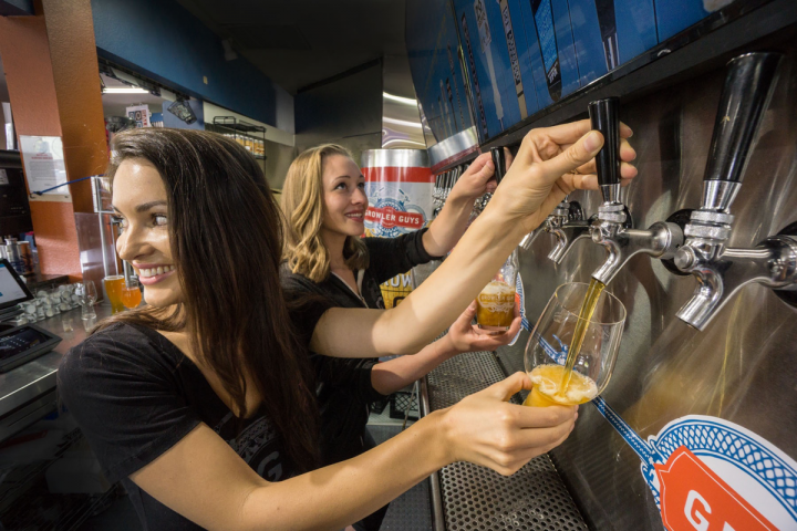 Convenience stores have embraced craft beer. Bend, Oregon's Stop & Go commits 40 percent of its beer space to craft offerings.