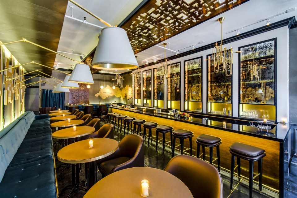 The Bennett offers original cocktails and old favorites from the group's two other New York City venues.