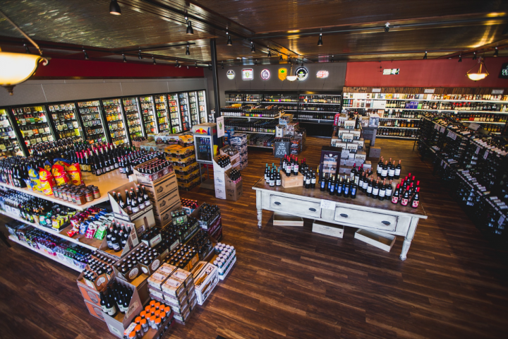 Formerly the site of a Berbiglia package store, Kansas City's Plaza Wine and Spirits has put its own spin on the space, offering more than 2,300 beer, wine and spirits SKUs.