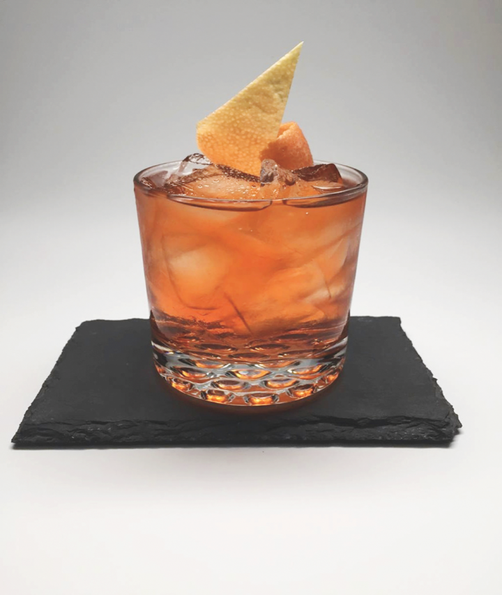 Whiskey cocktails put flavor first and foremost. Jack Daniel's Sunset Strip cocktail combines the Tennessee whiskey with Aperol aperitif and Giffard Crème de Pamplemousse Rose grapefruit liqueur.