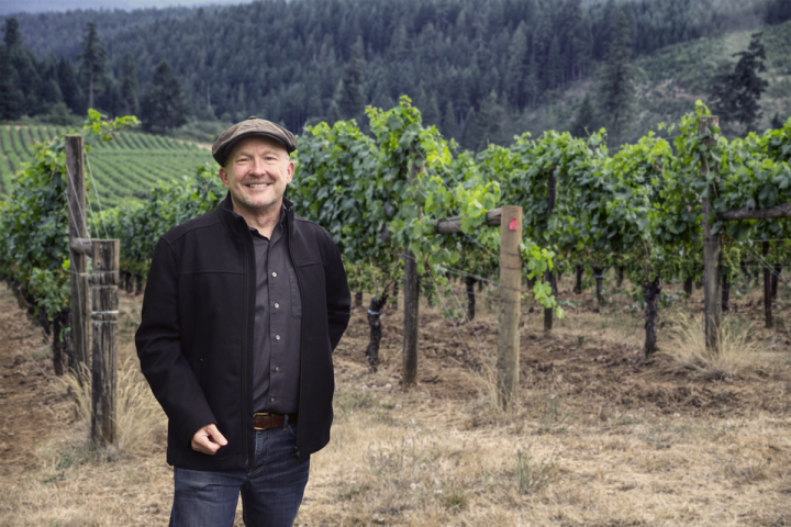 Ed King of King Estate believes that recent surges in investment from Oregon newcomers will benefit the wine industry statewide.