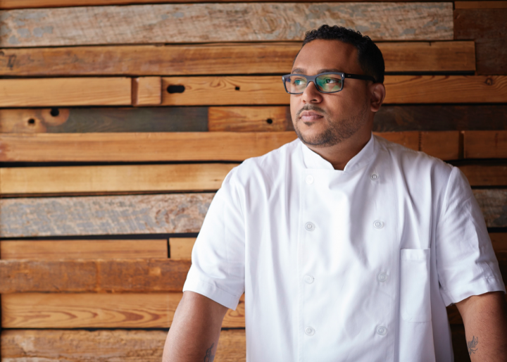 Celebrated chef Kevin Sbraga recently opened his first area restaurant, which serves Southern cuisine.
