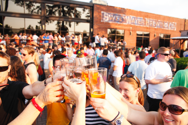 SweetWater prioritizes the consumer experience, tying its marketing to community events, social media and both retail and consumer education.