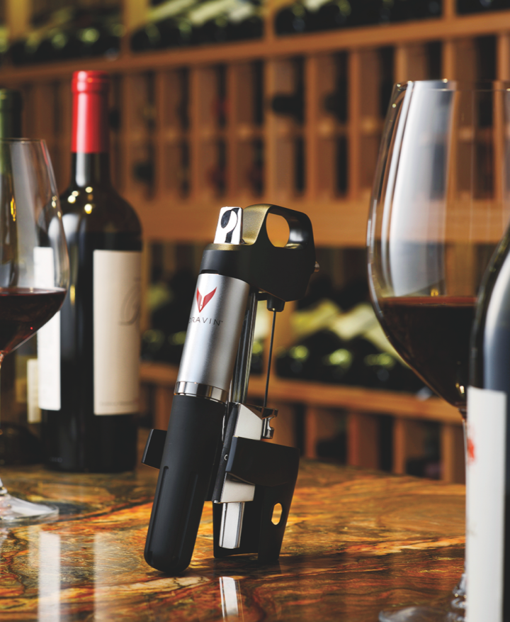 Coravin, which can open a bottle of wine without pulling the cork, has won favor with both restaurateurs and consumers.