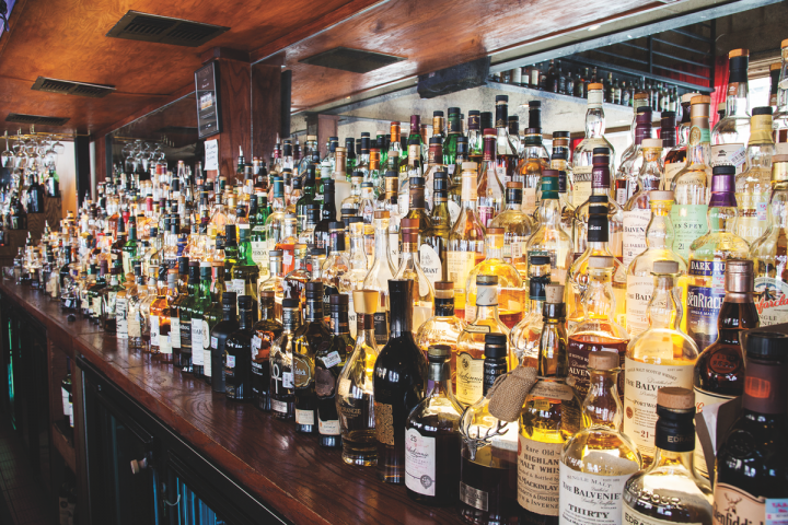 Independently bottlers offer high quality, distinctive whiskies—often with high age statements—at a lower cost than official bottlings. At Reserve 101 (pictured) in Houston, IBs appeal to customers who would otherwise be priced out of older Scotches.