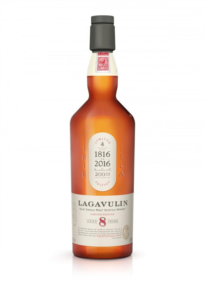 Lagavulin 8-year-old anniversary bottling