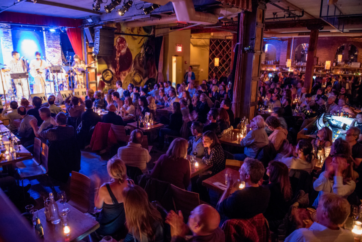 City Winery reinvents the modern concert venue by marrying live music with high-quality cuisine and on-site winemaking in an intimate setting.