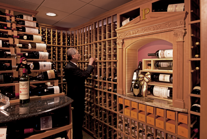 Bordeaux was once the bread and butter of fine wine retailers like  Johnson Ho of Pantheon Wine Shoppe (pictured). The category remains important, but focus has shifted from en primeur sales to vintages that are ready to drink.