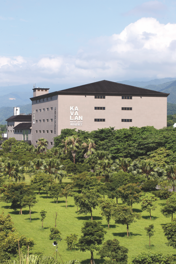 Taiwan's King Car distillery produces Kavalan single malt whisky, which is imported by Anchor Distilling Co.